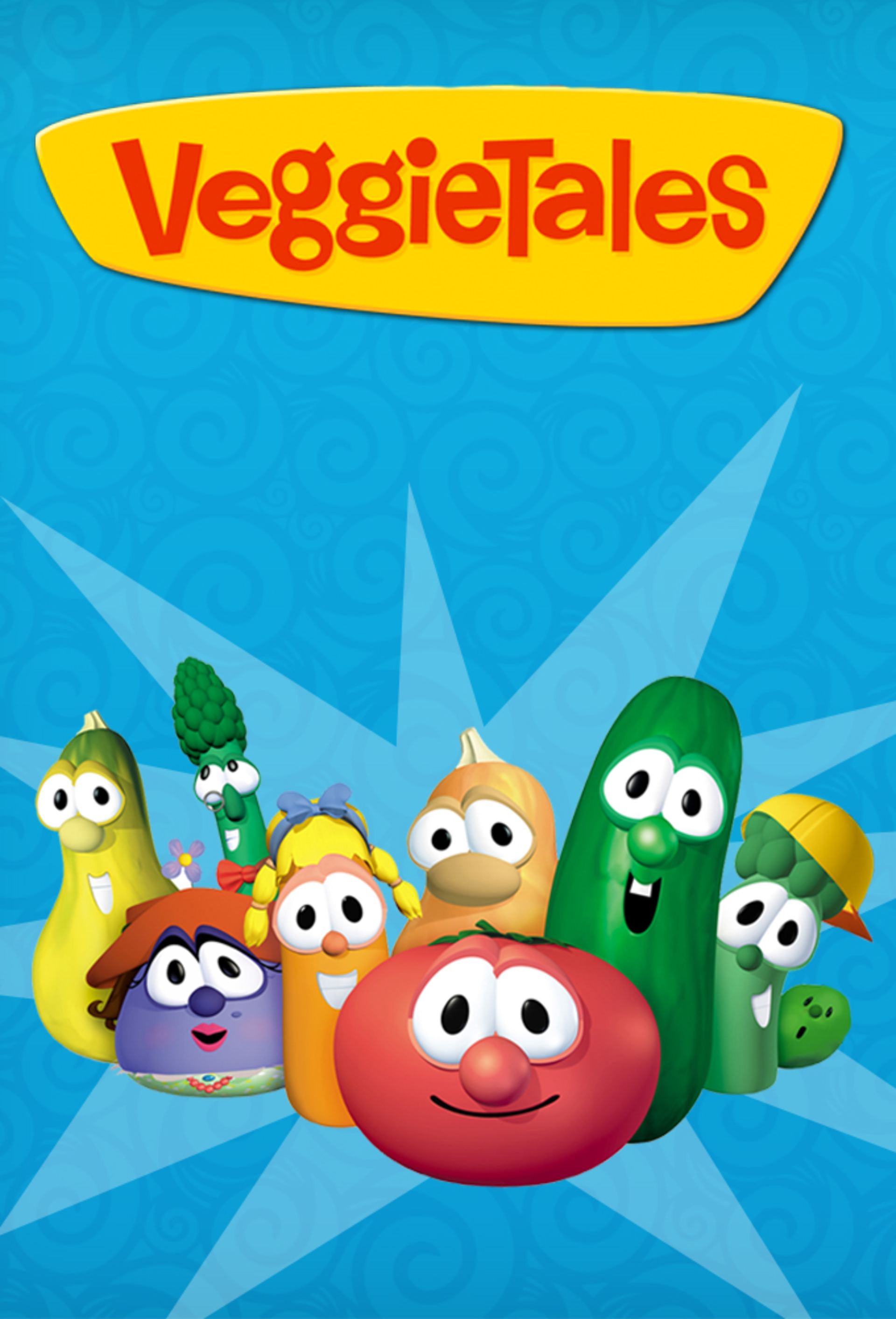 Veggie Story From The Bible For Kids