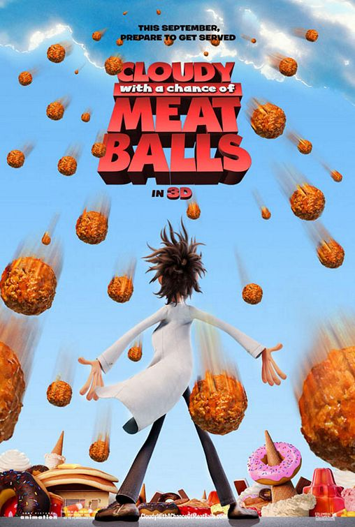 Cloudy w/ Meatballs